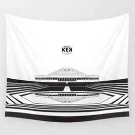 Architecture of Rapla KEK Wall Tapestry