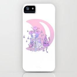 Lovey Lolita Yokai iPhone Case