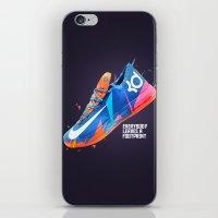 nike iPhone & iPod Skins featuring NIKE ZOOM by Ian Quijano