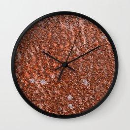 Grunge Texture 9 Wall Clock