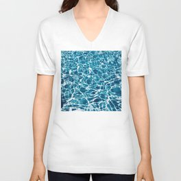 Crystal Waters Unisex V-Neck
