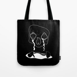 Death Head Sex Head - Bouncing Baby Boy Tote Bag