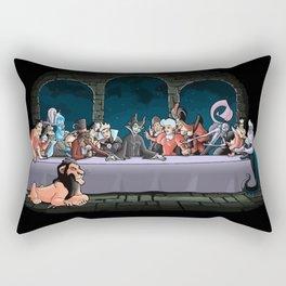 Last Supper Rectangular Pillow