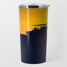Morning African Safari Travel Mug