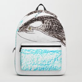 Orca Baby Backpack