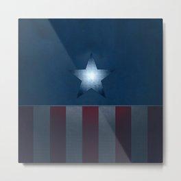 star america Metal Print