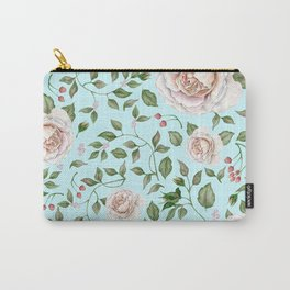 Scented Rose #rose #art #society6 Carry-All Pouch