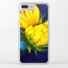 Tomorrow I will be beautiful  Clear iPhone Case