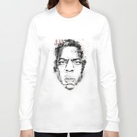 jay z Long Sleeve T-shirts featuring Jay Z by I AM DIMITRI