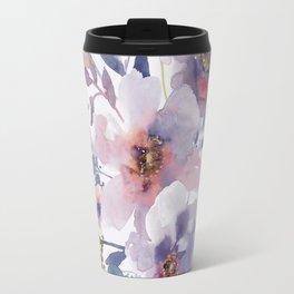 Flowers 8 Travel Mug