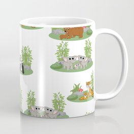 Animal Pattern Coffee Mug