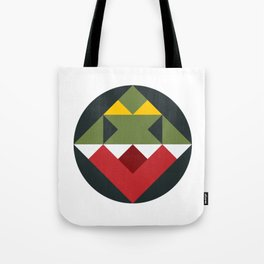 The Triangle T-Rex Tote Bag