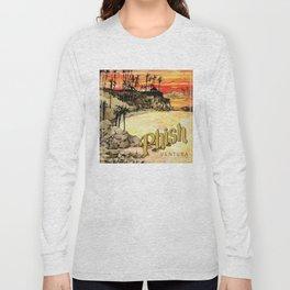 phish ventura 2021 Long Sleeve T-shirt