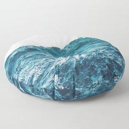Menta Ocean Floor Pillow