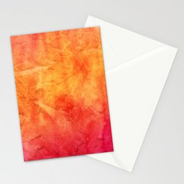Crumpled Paper Textures Colorful P 1074 Stationery Cards