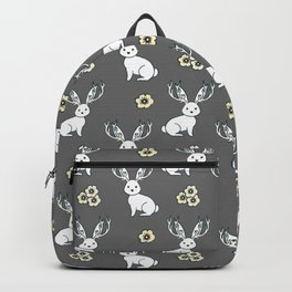 Jackelope of all Trades Pattern Backpack