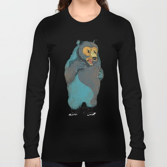 Mr.Grizzly Long Sleeve T-shirt