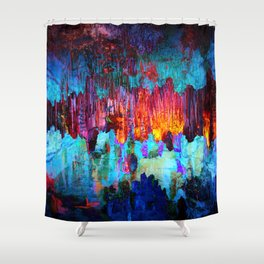 Everything is nothing (therefore it was beautiful) Shower Curtain