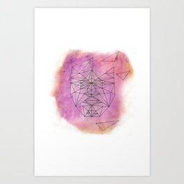 Dementia Art Print