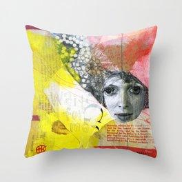 PIPE DREAM 024 Throw Pillow