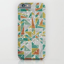 Shapes 008 ver. 2 iPhone Case