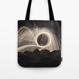 Firespinner #2 Tote Bag