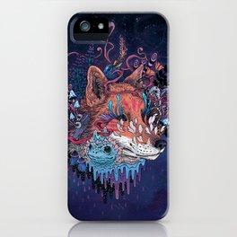 Envoy (Kitsune) iPhone Case