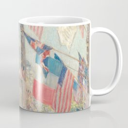 Allies Day by Childe Hassam Coffee Mug