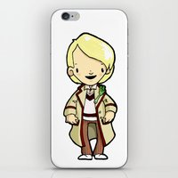 fifth element iPhone & iPod Skins featuring FIFTH by Space Bat designs