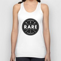 rare Tank Tops featuring Rare by Taylor Shute
