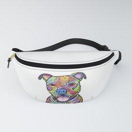 Colourful Pit Bulls, Pit Bulls Gift Fanny Pack