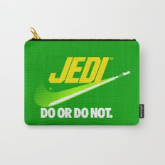 Brand Wars: Jedi - green lightsaber Carry-All Pouch