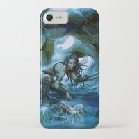 predator iPhone & iPod Cases featuring Predator by va-sily