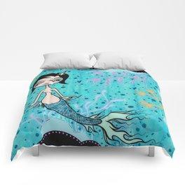 Mermaid: Come Here Sailor Comforters
