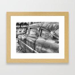 yesteryear  Framed Art Print