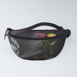Flowers of night Fanny Pack