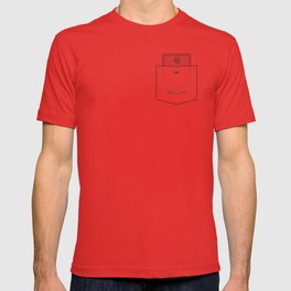 """Her Pocket - From the Movie """"Her"""" T-shirt"""