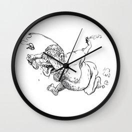 perv Wall Clock