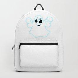 Glowing Halloween Ghost Backpack