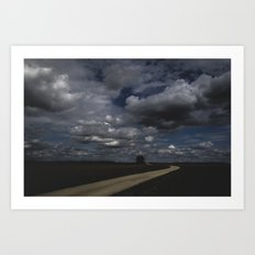 INSTANTS-2014-01 Art Print