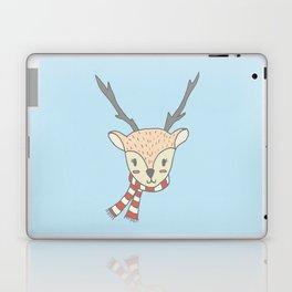 CUTE HOLIDAY REINDEER Laptop & iPad Skin