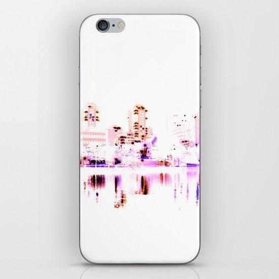 white harbor VI. iPhone & iPod Skin