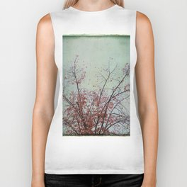 Nature has arms for those who need a hug Biker Tank