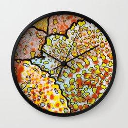 2, Inset C Wall Clock