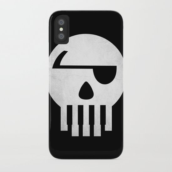 Music Piracy iPhone Case