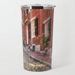 Acorn Street Travel Mug