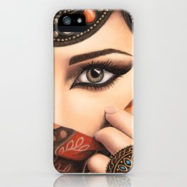 Zara iPhone Case