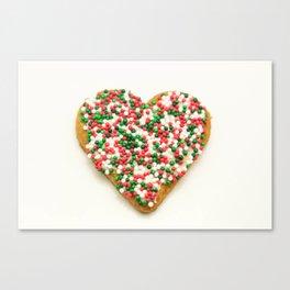 Gingerbread Canvas Print