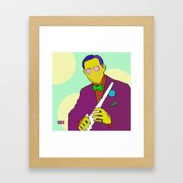 Benny Goodman Framed Art Print