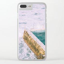 Bondi Iceberg Clear iPhone Case